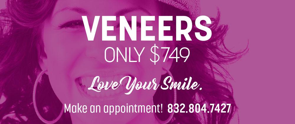 veneers at lovett dental conroe